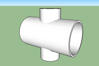 Engineering ToolBox Sketchup Extension - piping components