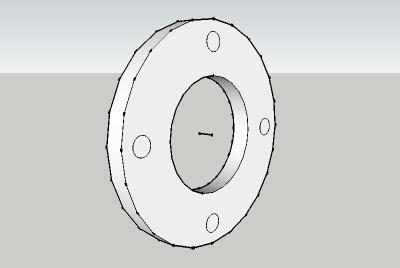 DIN 2502 Plate Flanges PN16
