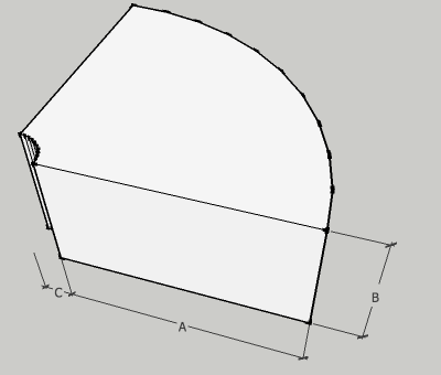 rectangular radius ducs elbows