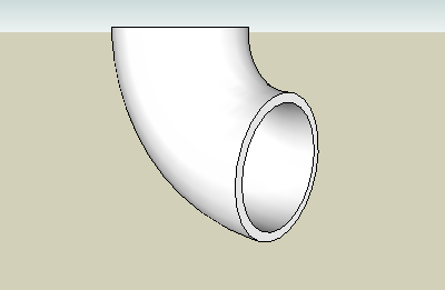 piping elbow short radius 90