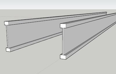aluminum i-beam