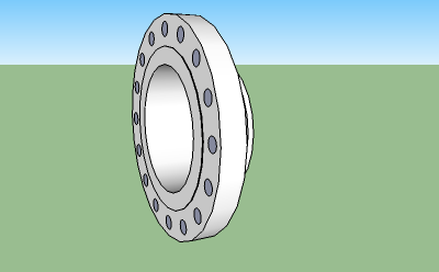 Pipe Flanges and Gasket Dimensions