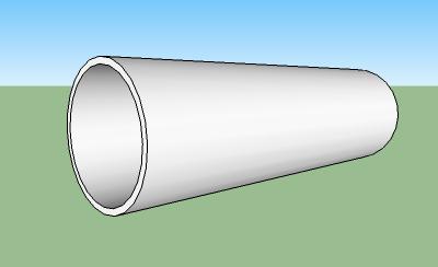 circular hollow structural section hss